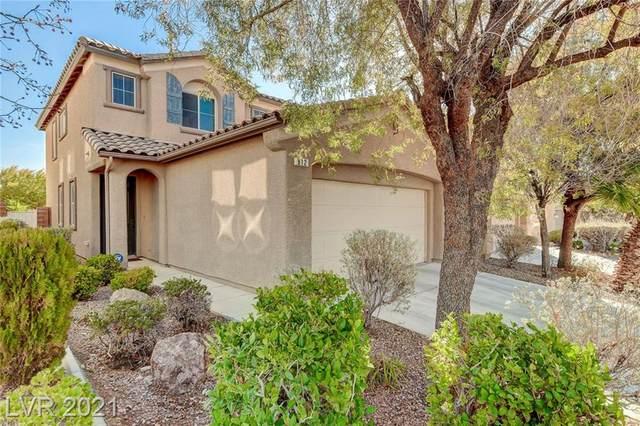 912 Purdy Lodge Street, Las Vegas, NV 89138 (MLS #2264331) :: Lindstrom Radcliffe Group