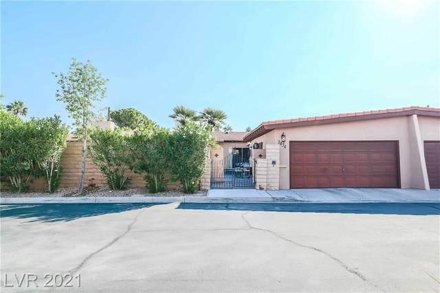 3434 Villa Hermosa Drive, Las Vegas, NV 89121 (MLS #2264442) :: The Perna Group