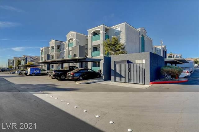 6955 Durango Drive #3014, Las Vegas, NV 89149 (MLS #2264469) :: Vestuto Realty Group