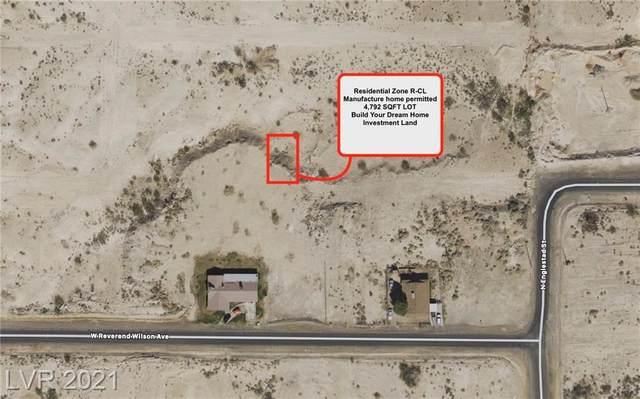 Mayflower Avenue, North Las Vegas, NV 89030 (MLS #2264500) :: Lindstrom Radcliffe Group