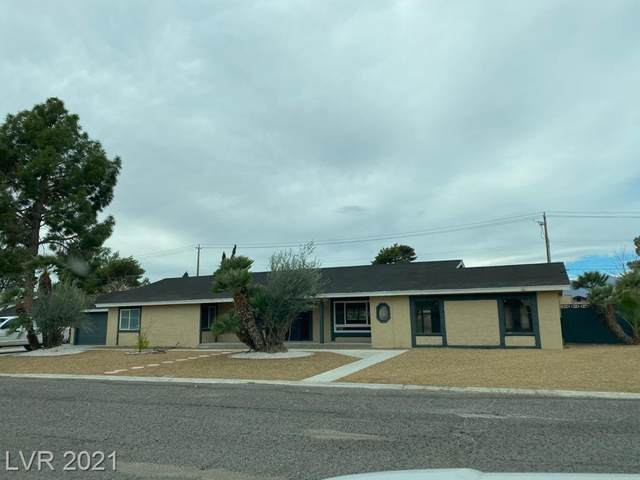 3071 Breton Drive, Las Vegas, NV 89108 (MLS #2264508) :: ERA Brokers Consolidated / Sherman Group