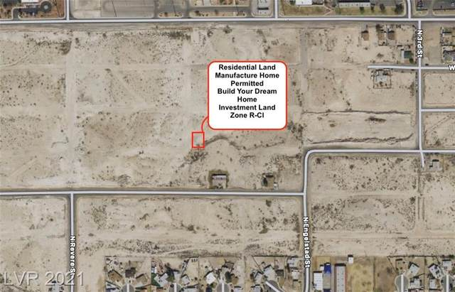 00 Mayflower Avenue, North Las Vegas, NV 89030 (MLS #2264529) :: Lindstrom Radcliffe Group
