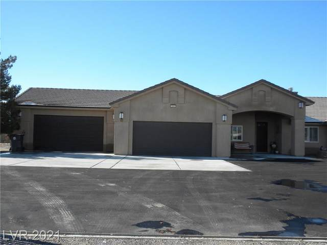 3680 Homestead Road, Pahrump, NV 89048 (MLS #2264539) :: Vestuto Realty Group