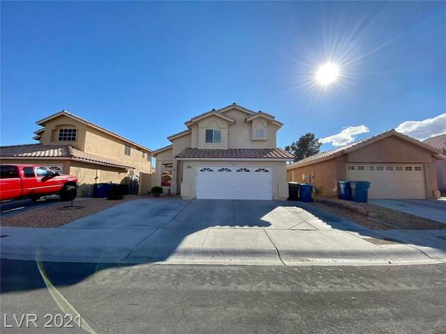 8905 Ballad Avenue, Las Vegas, NV 89129 (MLS #2264549) :: Kypreos Team