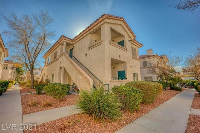 2116 Calville Street #203, Las Vegas, NV 89128 (MLS #2264569) :: ERA Brokers Consolidated / Sherman Group