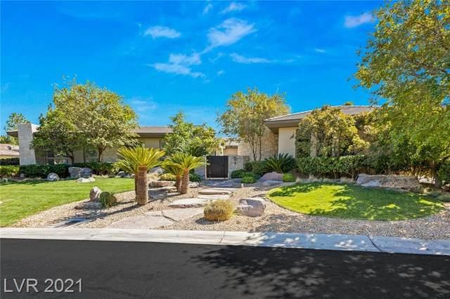 37 Promontory Ridge Drive, Las Vegas, NV 89135 (MLS #2264596) :: Signature Real Estate Group