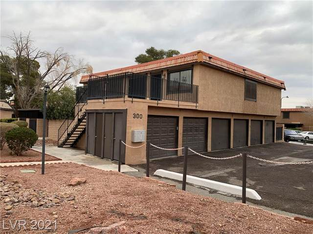 300 Brookside Lane D, Las Vegas, NV 89107 (MLS #2264609) :: ERA Brokers Consolidated / Sherman Group