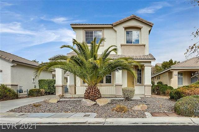 724 Canfield Point Avenue, Las Vegas, NV 89183 (MLS #2264659) :: The Perna Group
