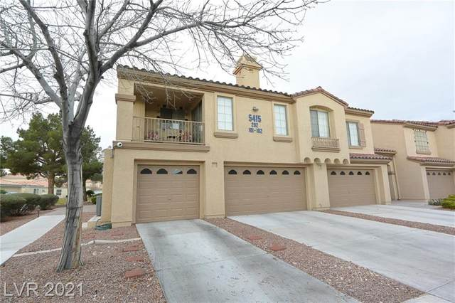 5415 Crimson Crest Place #202, Las Vegas, NV 89149 (MLS #2264687) :: ERA Brokers Consolidated / Sherman Group
