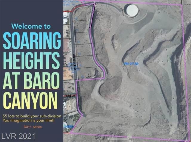 Panoramic Vista St., Las Vegas, NV 89156 (MLS #2264689) :: Jeffrey Sabel