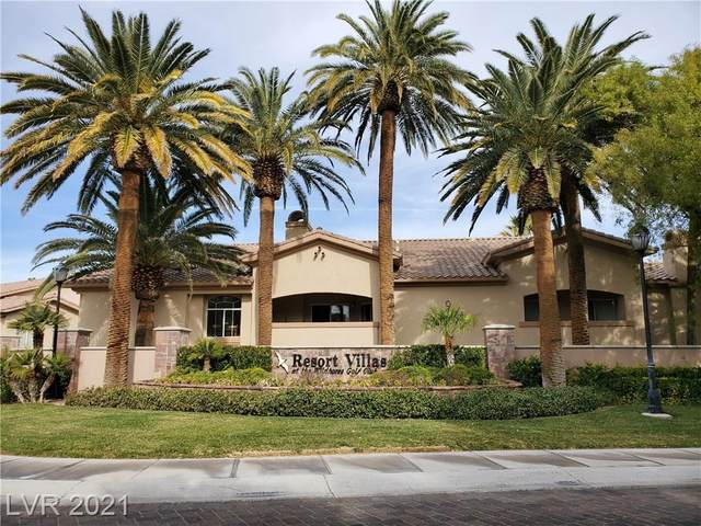 2050 W Warm Springs Road #3512, Henderson, NV 89014 (MLS #2264693) :: ERA Brokers Consolidated / Sherman Group