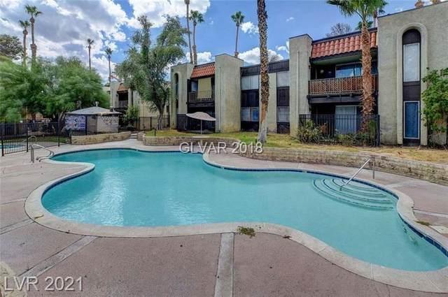 1405 Vegas Valley Drive #335, Las Vegas, NV 89169 (MLS #2264719) :: The Perna Group