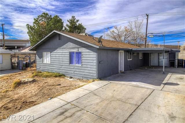 4613 San Circle, Las Vegas, NV 89120 (MLS #2264723) :: Jeffrey Sabel
