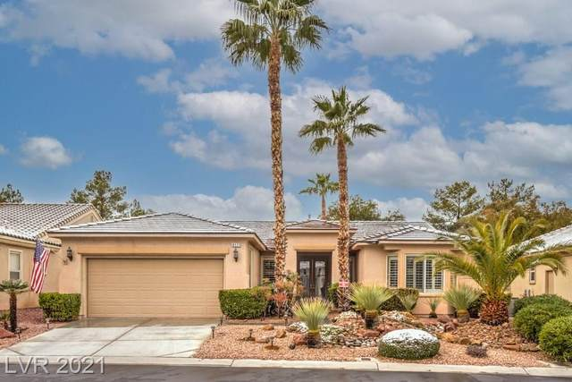 4171 Agosta Luna Place, Las Vegas, NV 89135 (MLS #2264730) :: The Perna Group