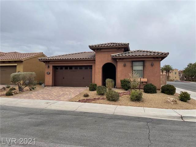 1017 Via Canale Drive, Henderson, NV 89011 (MLS #2264732) :: The Perna Group