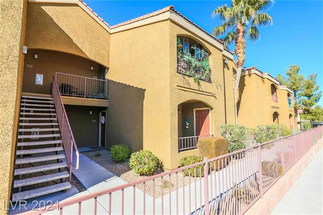 950 Seven Hills Drive #1413, Henderson, NV 89052 (MLS #2264775) :: Signature Real Estate Group