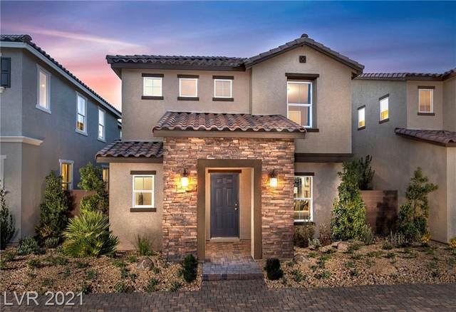 1142 Dorrell Lane, North Las Vegas, NV 89086 (MLS #2264827) :: Hebert Group | Realty One Group