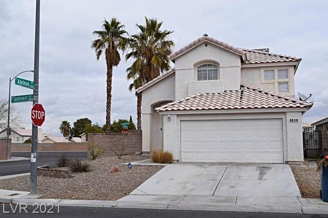 8018 Counterpoint Lane, Las Vegas, NV 89123 (MLS #2264867) :: The Perna Group