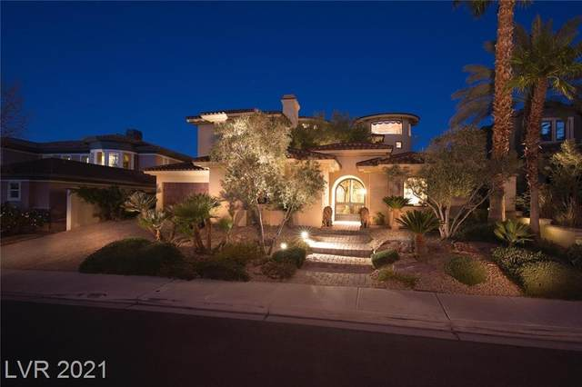 18 Grand Miramar Drive, Henderson, NV 89011 (MLS #2264894) :: Jeffrey Sabel