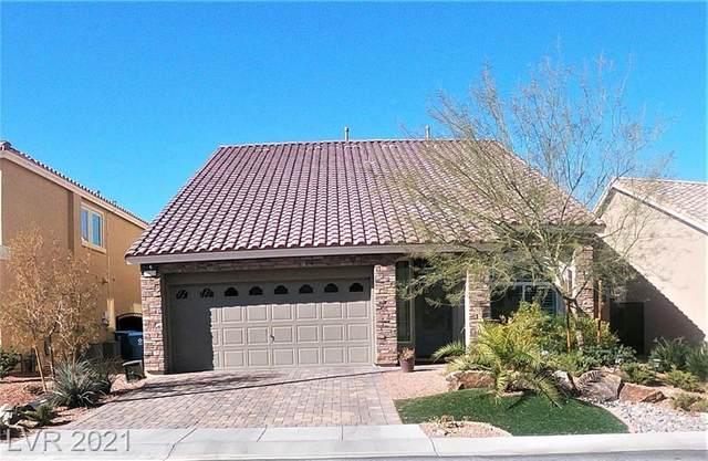 10021 Silver Thread Street, Las Vegas, NV 89141 (MLS #2264910) :: Signature Real Estate Group