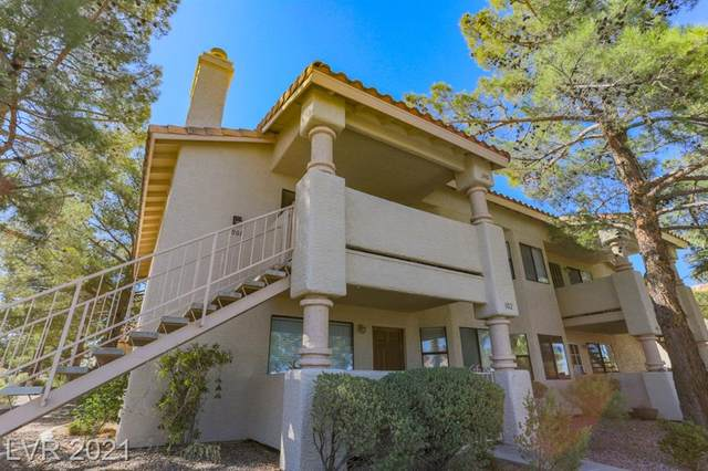 1001 Sulphur Springs Lane #202, Las Vegas, NV 89128 (MLS #2264937) :: Billy OKeefe   Berkshire Hathaway HomeServices