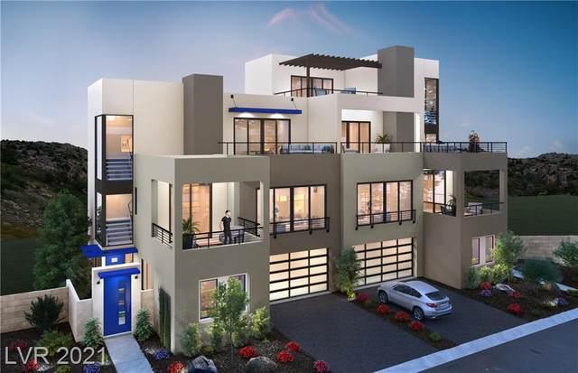 450 Tranquil Peak Court, Henderson, NV 89012 (MLS #2264987) :: Signature Real Estate Group