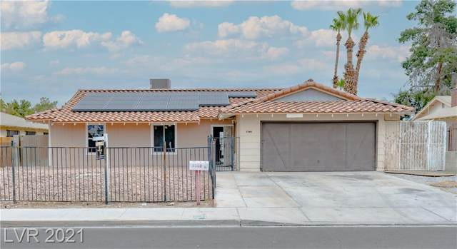 5368 Escondido Street, Las Vegas, NV 89119 (MLS #2265021) :: Jeffrey Sabel