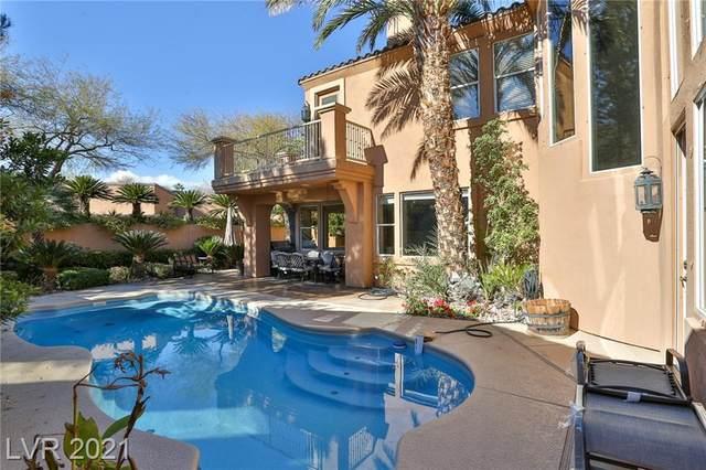 2471 Hollow Rock Court, Las Vegas, NV 89135 (MLS #2265156) :: Jeffrey Sabel