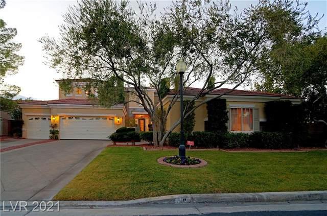 1405 Kingdom Street, Las Vegas, NV 89117 (MLS #2265223) :: Hebert Group | Realty One Group