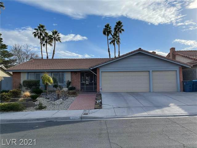 1875 Canterbury Drive, Las Vegas, NV 89119 (MLS #2265231) :: Signature Real Estate Group