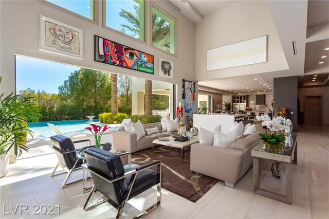 47 Quintessa Circle, Las Vegas, NV 89141 (MLS #2265307) :: Jack Greenberg Group