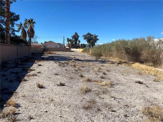 Unassigned Street Name, Las Vegas, NV 89119 (MLS #2265309) :: The Mark Wiley Group | Keller Williams Realty SW