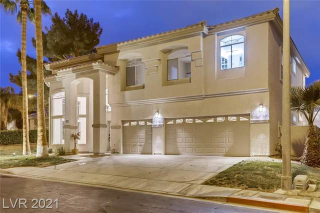 2092 Eaglepath Circle, Henderson, NV 89074 (MLS #2265318) :: Jeffrey Sabel