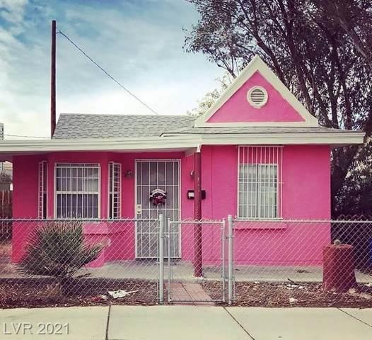409 9th Street, Las Vegas, NV 89101 (MLS #2265325) :: Hebert Group | Realty One Group