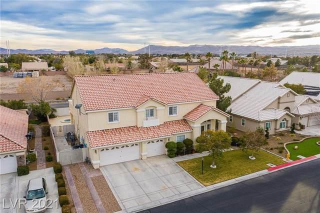 283 Farris Avenue, Las Vegas, NV 89183 (MLS #2265531) :: Billy OKeefe   Berkshire Hathaway HomeServices