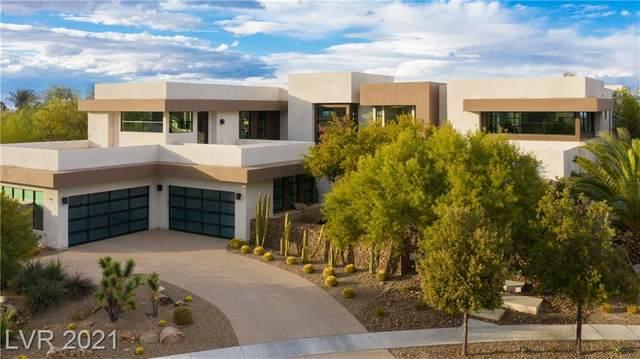 2800 Via Tazzoli, Henderson, NV 89052 (MLS #2265553) :: Signature Real Estate Group