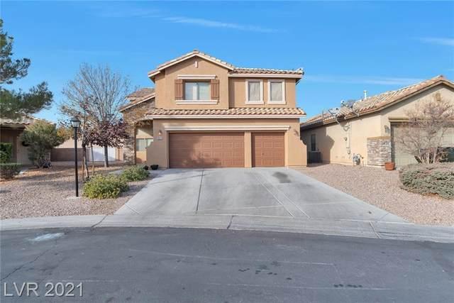 7611 Maple Meadow Street, Las Vegas, NV 89131 (MLS #2265646) :: Hebert Group | Realty One Group