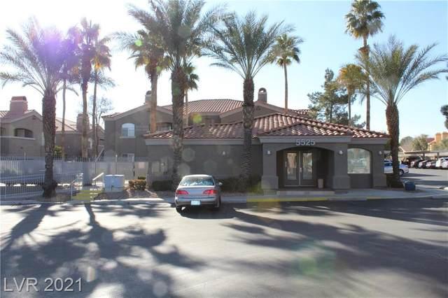 5525 Flamingo Road #1029, Las Vegas, NV 89103 (MLS #2265663) :: ERA Brokers Consolidated / Sherman Group