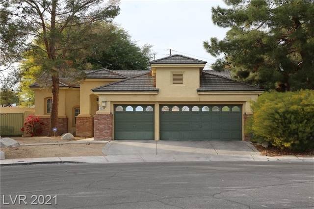 5533 Green Willow Street, Las Vegas, NV 89130 (MLS #2265677) :: Kypreos Team