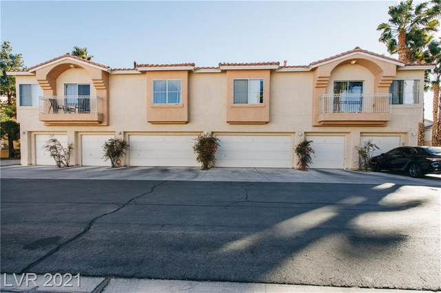 5000 Red Rock Street #161, Las Vegas, NV 89118 (MLS #2265685) :: ERA Brokers Consolidated / Sherman Group