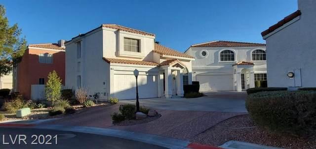 8801 Cornwall Glen Avenue, Las Vegas, NV 89129 (MLS #2265689) :: Billy OKeefe   Berkshire Hathaway HomeServices