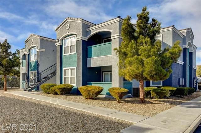 6955 Durango Drive #2075, Las Vegas, NV 89149 (MLS #2265723) :: ERA Brokers Consolidated / Sherman Group
