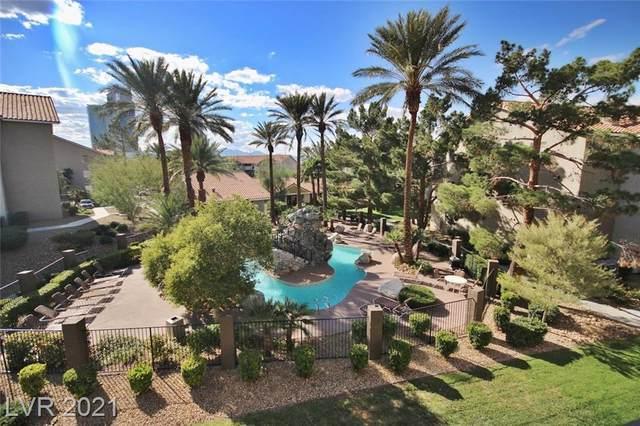 4200 Valley View Boulevard #2005, Las Vegas, NV 89103 (MLS #2265897) :: Billy OKeefe | Berkshire Hathaway HomeServices