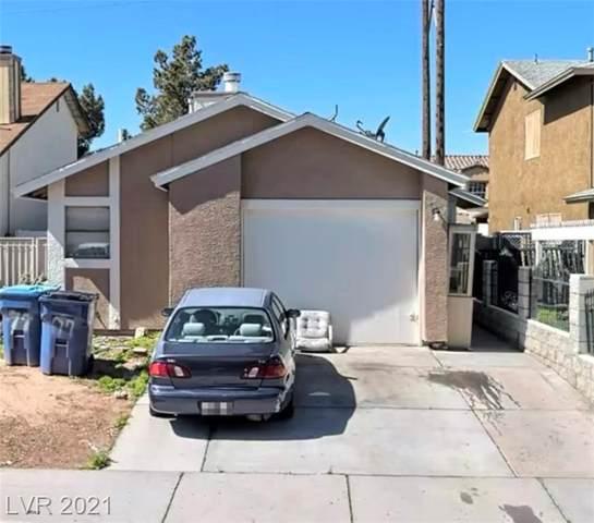 77 Colbath Street, Las Vegas, NV 89110 (MLS #2265899) :: Hebert Group   Realty One Group