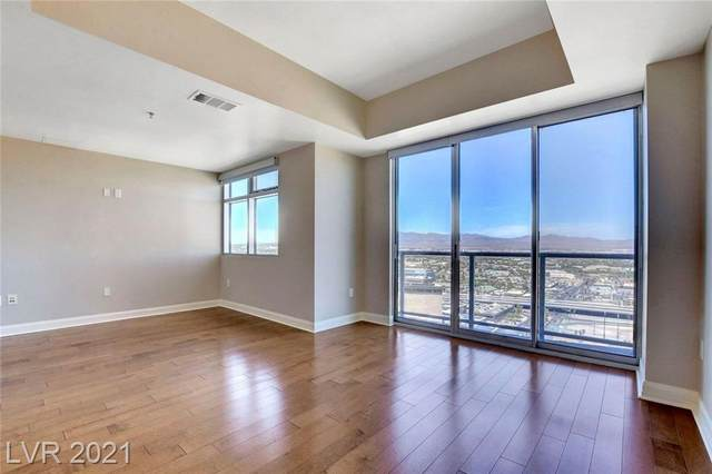 150 N Las Vegas Boulevard #2501, Las Vegas, NV 89101 (MLS #2265969) :: Signature Real Estate Group