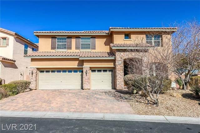 7908 Morning Queen Drive, Las Vegas, NV 89178 (MLS #2265987) :: Vestuto Realty Group