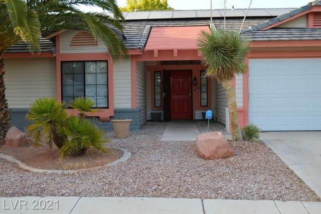 6220 Dorchester Circle, Las Vegas, NV 89130 (MLS #2265999) :: Hebert Group | Realty One Group