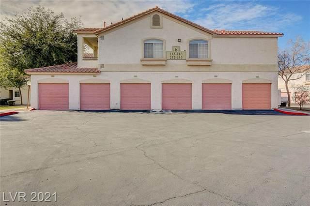 1300 Arlington Street #216, Las Vegas, NV 89104 (MLS #2266068) :: ERA Brokers Consolidated / Sherman Group
