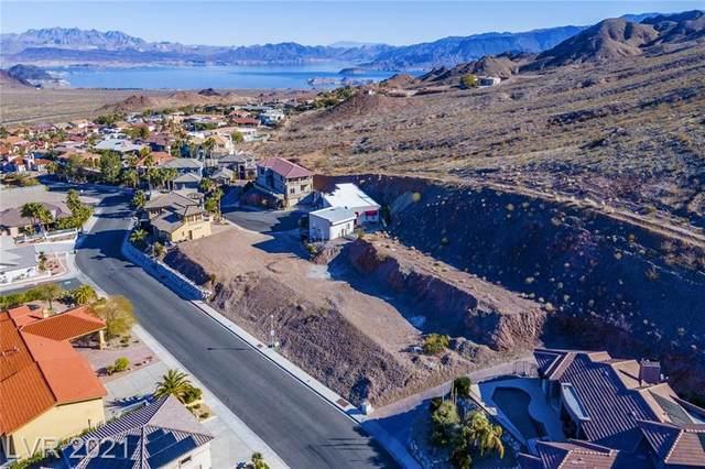 201 Red Rock Road, Boulder City, NV 89005 (MLS #2266074) :: Signature Real Estate Group