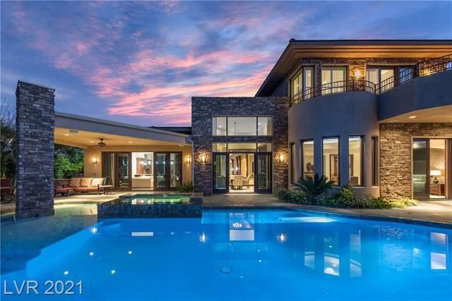 15 Wild Ridge Court, Las Vegas, NV 89135 (MLS #2266091) :: Signature Real Estate Group